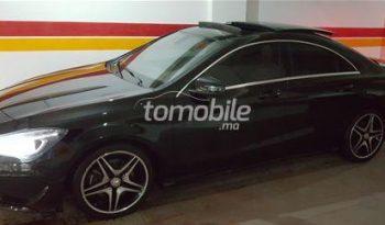 Mercedes-Benz Classe CLA Occasion 2015 Diesel 76000Km Casablanca #81195 plein