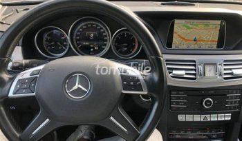 Mercedes-Benz Classe E Occasion 2015 Diesel 82000Km Casablanca #81489 plein