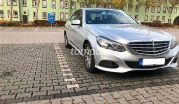 Mercedes-Benz Classe E Occasion 2015 Diesel 82000Km Casablanca #81489