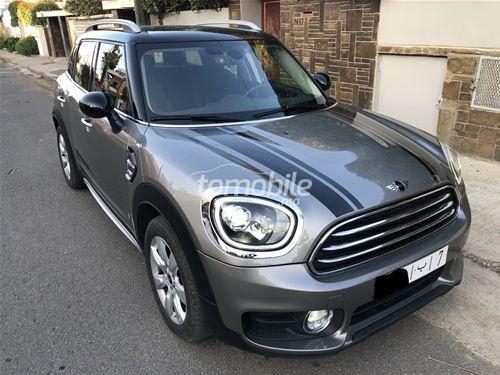 mini cooper countryman diesel 2017 occasion 12200km casablanca 81163. Black Bedroom Furniture Sets. Home Design Ideas