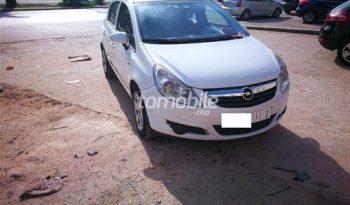 Opel Corsa Occasion 2009 Diesel 189000Km Mohammedia #80774 plein