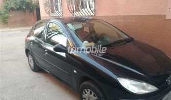 Peugeot 206 Occasion 2003 Essence 130000Km Marrakech #80924 full