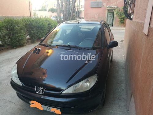 Peugeot 206 Occasion 2003 Essence 130000Km Marrakech #80924