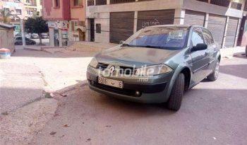 Renault Megane Occasion 2003 Diesel 249000Km Casablanca #81278