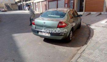 Renault Megane Occasion 2003 Diesel 249000Km Casablanca #81278 plein