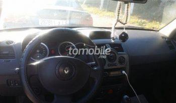 Renault Megane Occasion 2005 Diesel 200000Km Casablanca #81281 plein