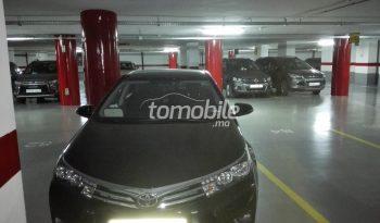 Toyota Corolla Occasion 2014 Diesel 48000Km Casablanca #81398