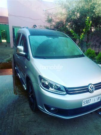 Volkswagen Caddy Occasion 2015 Diesel 119000Km Berrechid #81135