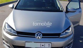 Volkswagen Golf Occasion 2015 Diesel 61000Km Rabat #81198 plein
