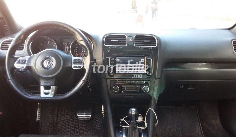 Volkswagen Golf Plus Importé  2010 Diesel 150000Km Tanger #81141 plein