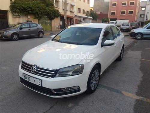 Volkswagen Passat Occasion 2012 Diesel 143000Km Casablanca #80964