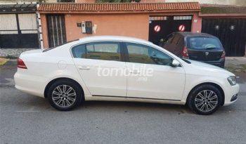 Volkswagen Passat Occasion 2012 Diesel 143000Km Casablanca #80964 plein