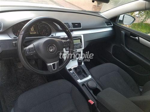 Volkswagen Passat Occasion 2014 Diesel 125000Km Rabat #81079 plein