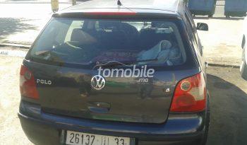 Volkswagen Polo  2004 Essence 170000Km Agadir #81568 plein