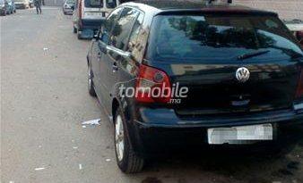 Volkswagen Polo Occasion 2004 Diesel 135000Km Casablanca #81351 plein