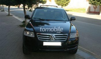 Volkswagen Touareg Occasion 2003 Essence 250000Km Oujda #81376