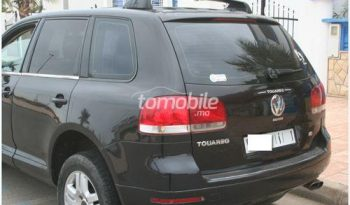Volkswagen Touareg Occasion 2003 Essence 250000Km Oujda #81376 plein