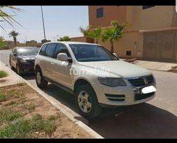 Volkswagen Touareg Occasion 2009 Diesel 22700Km Marrakech #80889
