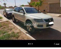 Volkswagen Touareg Occasion 2009 Diesel 22700Km Marrakech #80889 plein