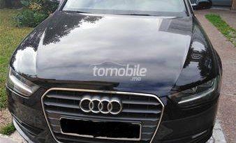 Audi A4 Occasion 2015 Electrique 73900Km Casablanca #81946