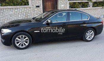 BMW Serie 5 Occasion 2012 Diesel 119677Km Tanger #82201 plein