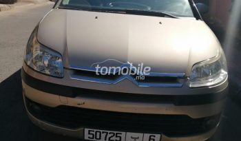 Citroen C4  2006 Diesel 184000Km Marrakech #81266 full