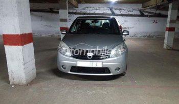 Dacia Sandero Occasion 2009 Diesel 149000Km Casablanca #81840 plein