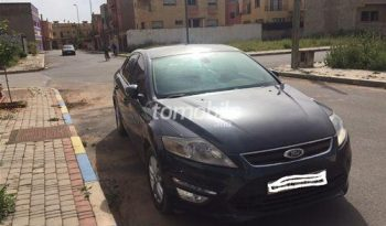 Ford Mondeo Occasion 2012 Diesel 150000Km Mohammedia #82293 plein