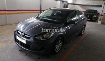 Hyundai Accent Occasion 2012 Diesel 160000Km Casablanca #81814 plein