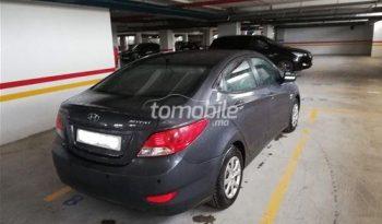Hyundai Accent Occasion 2012 Diesel 160000Km Casablanca #81814