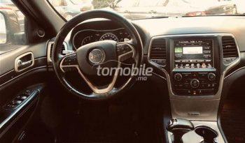 Jeep Grand Cherokee Occasion 2014 Diesel 98000Km Casablanca #81997 full