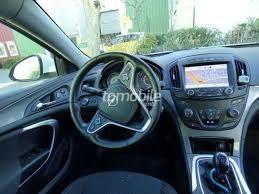 Opel Insignia Occasion 2015 Diesel 39500Km Rabat #81819 plein