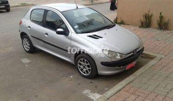 Peugeot 206 Occasion 2002 Diesel 443500Km Casablanca #82198