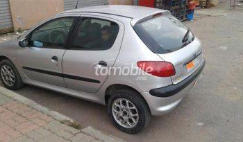 Peugeot 206 Occasion 2002 Diesel 443500Km Casablanca #82198 plein