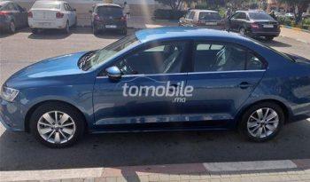 Volkswagen Jetta Occasion 2016 Diesel 59000Km Rabat #82257 plein