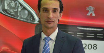 Reda El Mazouni Peugeot Sopriam