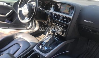 Audi A5 Importé Occasion 2013 Diesel 85000Km Casablanca #83083 plein