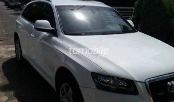 Audi Q5  2012 Diesel 123000Km Casablanca #82435
