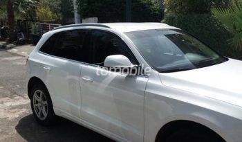 Audi Q5  2012 Diesel 123000Km Casablanca #82435 plein
