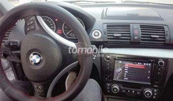BMW Serie 1 Occasion 2008 Diesel 140000Km Casablanca #82818 full