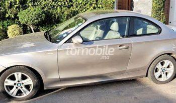 BMW Serie 1 Occasion 2009 Diesel 95000Km Casablanca #82873