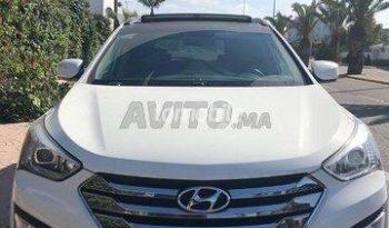 Hyundai Grand Santa Fe Occasion 2013 Diesel 134000Km Casablanca #82730