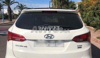 Hyundai Grand Santa Fe Occasion 2013 Diesel 134000Km Casablanca #82730 plein