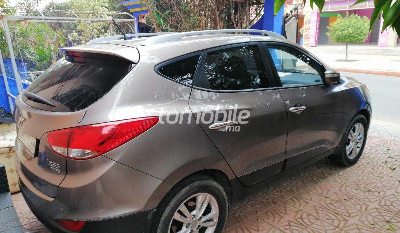 Hyundai ix35   Diesel 123500Km Meknès #82555 plein