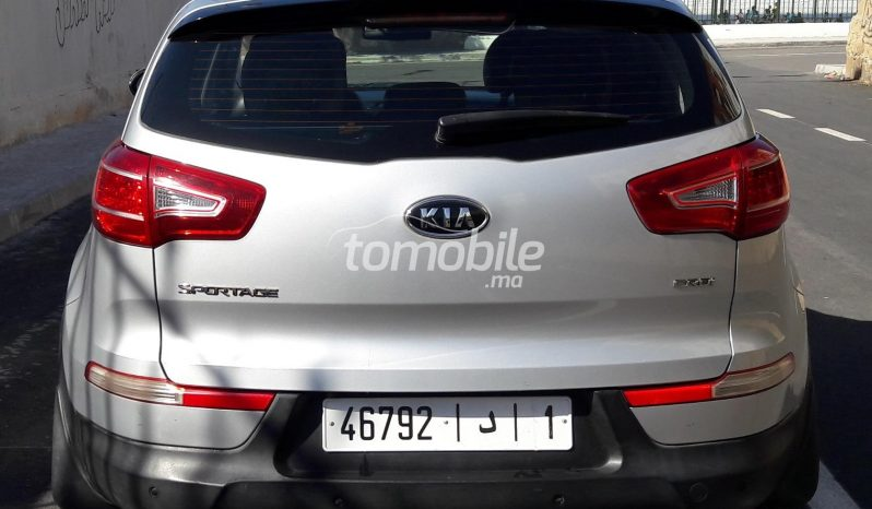 KIA Sportage  2011 Diesel 147500Km Rabat #82746 plein