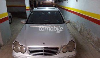 Mercedes-Benz Classe C Occasion 2001 Diesel 350000Km Casablanca #82876