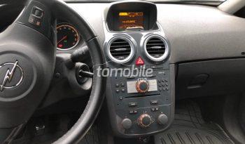 Opel Corsa  2012 Essence 77500Km Mohammedia #82756 plein