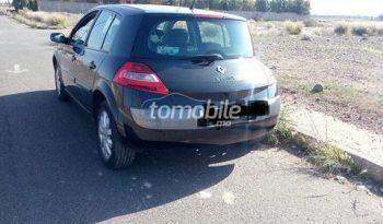 Renault Megane Occasion 2009 Diesel 188000Km Marrakech #82571
