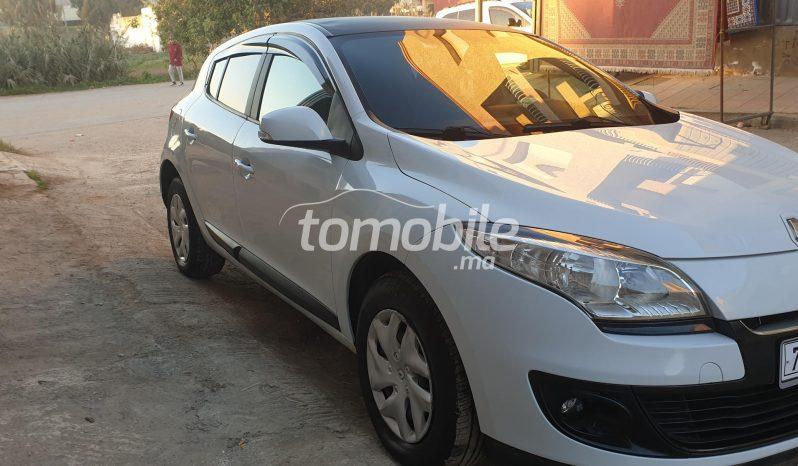 Renault Megane Occasion  Diesel 187000Km Rabat #82465 plein