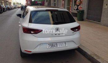 SEAT Leon Occasion 2014 Diesel 84000Km Rabat #82922 plein